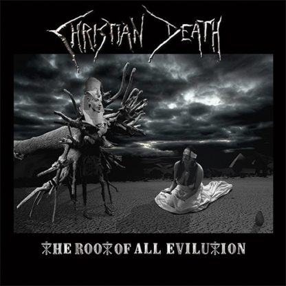 CHRISTIAN DEATH The Root Of All Evilution - Vinyl LP (purple)