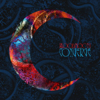 CONVERGE Bloodmoon: I - Vinyl 2xLP (transparent red / transparent blue)