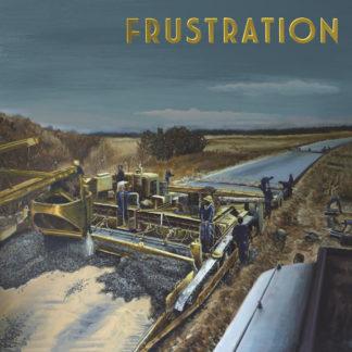 FRUSTRATION So cold streams - Vinyl LP (black)