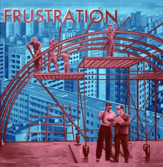"""FRUSTRATION Uncivilized - Vinyl LP (black) + Vinyl 7"""" (black)"""