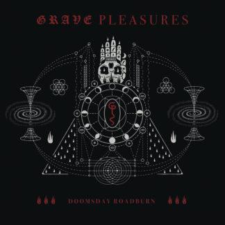 GRAVE PLEASURES Doomsday Roadburn (Live at Roadburn Festival 2018) - Vinyl 2xLP (red)