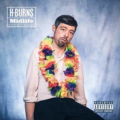 H-BURNS Midlife - Vinyl LP (black)