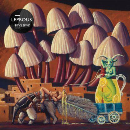 LEPROUS Bilateral - Vinyl 2xLP (black)