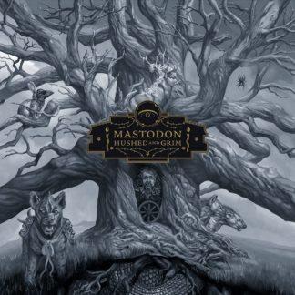MASTODON Hushed And Grim - Vinyl 2xLP (clear black)