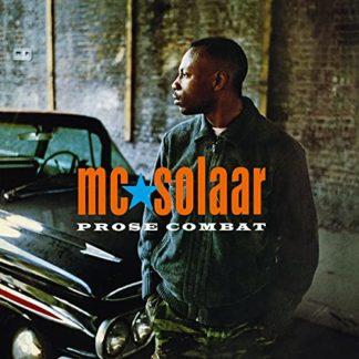 MC SOLAAR Prose Combat - Vinyl 2xLP (black)