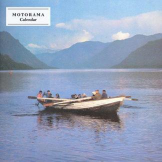 MOTORAMA Calendar - Vinyl LP (black)