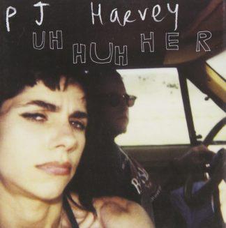 PJ HARVEY Uh Huh Her - Vinyl LP (black)