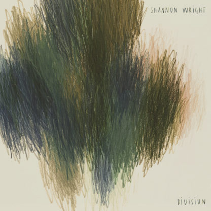 SHANNON WRIGHT Division - Vinyl LP (black)
