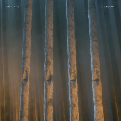 SKEPTICISM Companion - Vinyl LP (sky blue)