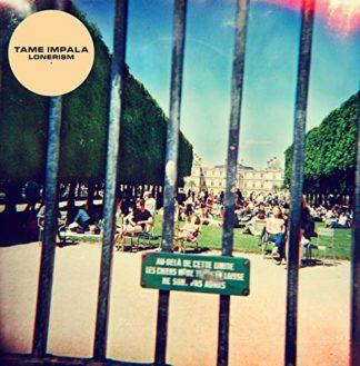 TAME IMPALA Lonerism - Vinyl 2xLP (black)
