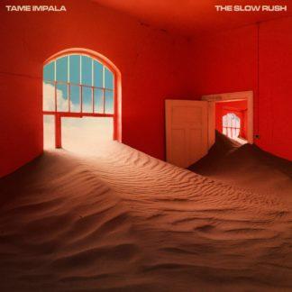 TAME IMPALA The Slow Rush - Vinyl 2xLP (black)