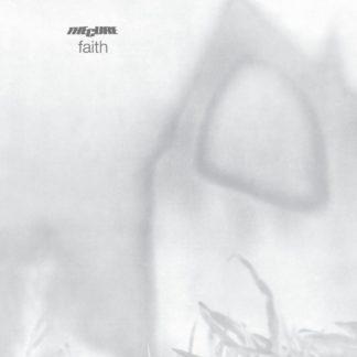 THE CURE Faith - Vinyl LP (black)