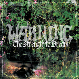 WARNING The Strength To Dream - Vinyl 2xLP (green)